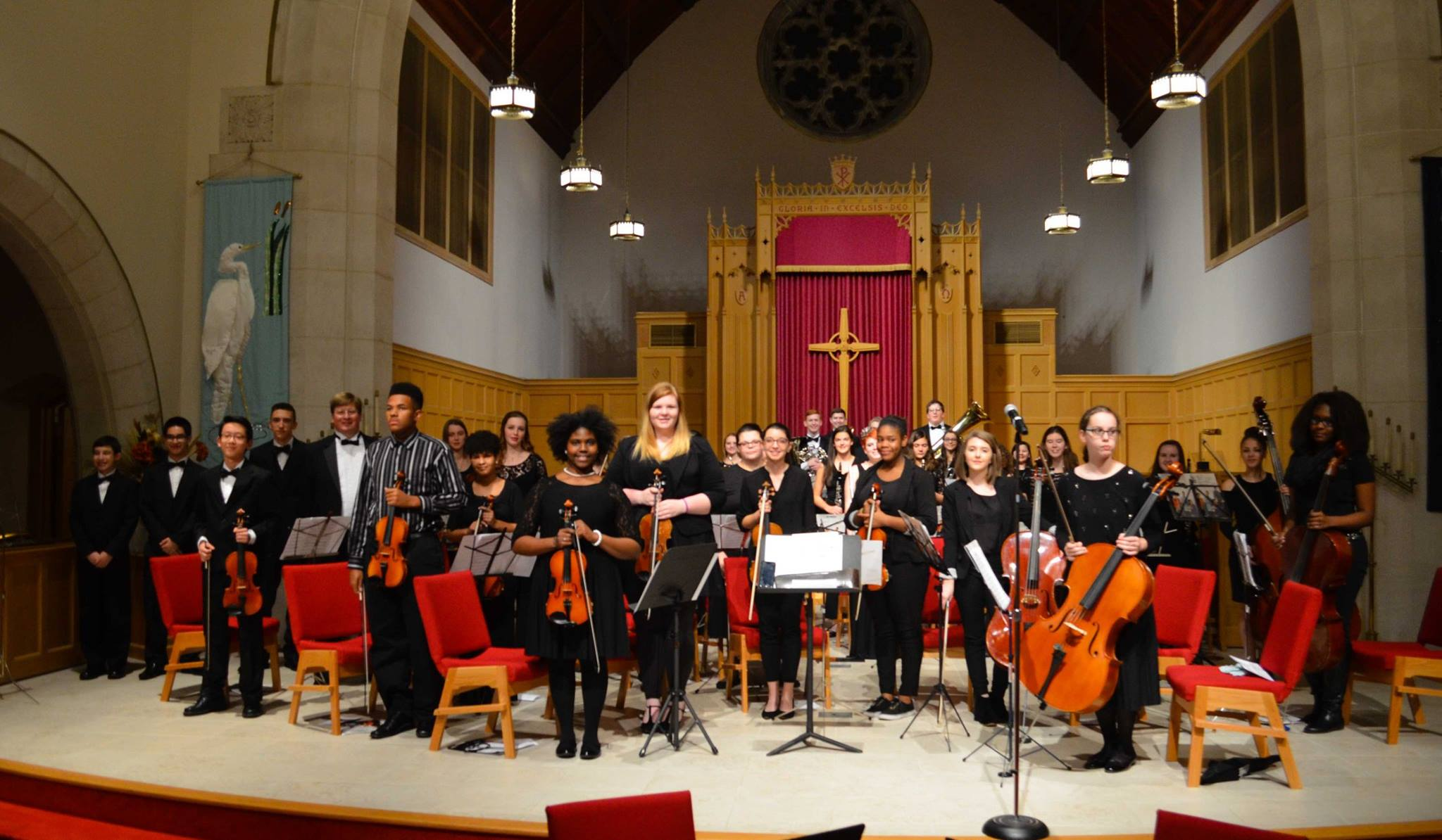 Decatur Youth Symphony Orchestra