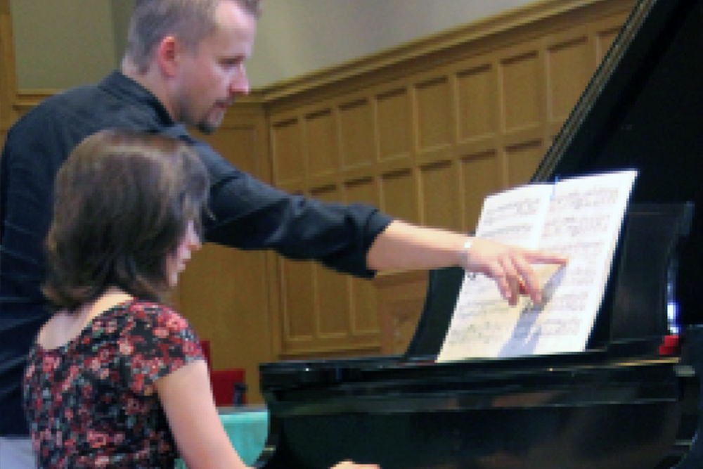 Piano lessons scholarships