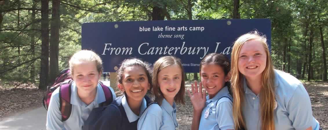 Blue Lake Music Camp Scholarships