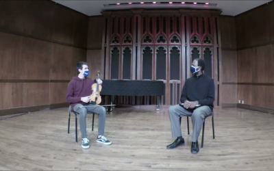 Meet Adrian Rodriguez, Millikin University Concerto/Aria Competition Winner