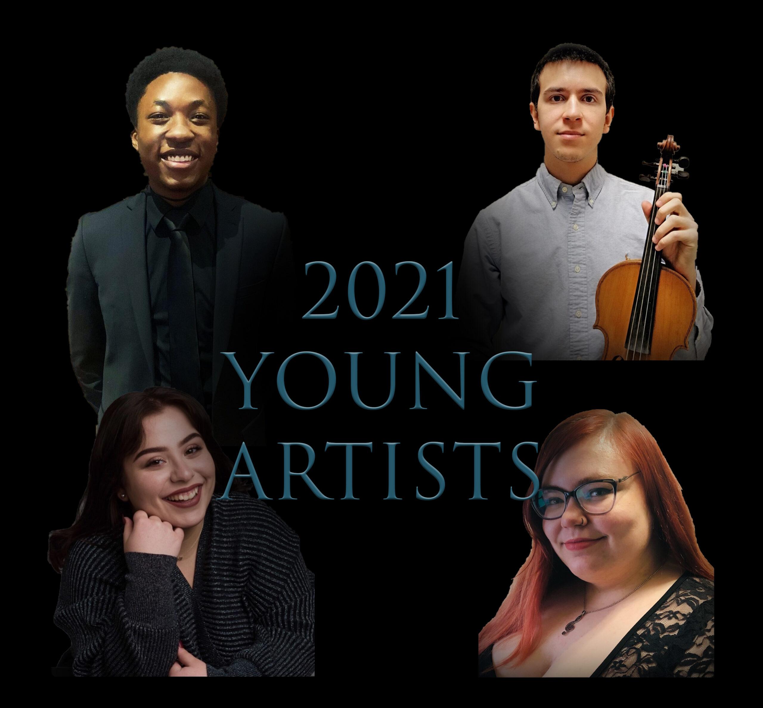 Young artists Sarah Olbert